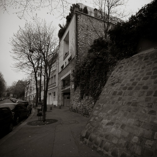 The Tristan Tzara House - Paris FR (Adolf Loos 1926)