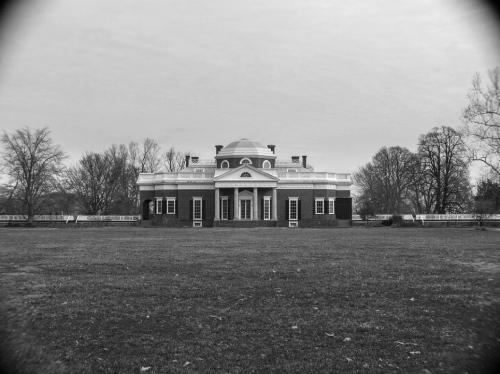Monticello - near Charlottesville, VA