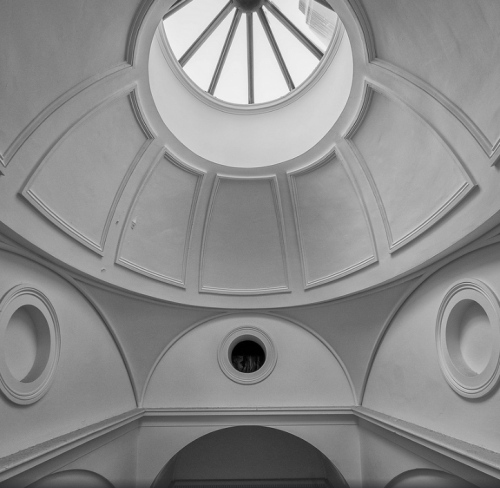 Skylight, NC State Capitol - Raleigh, NC