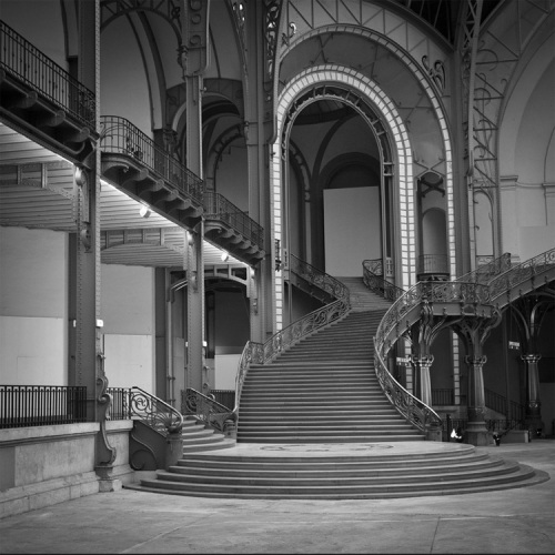 Stair at the Grand Palais