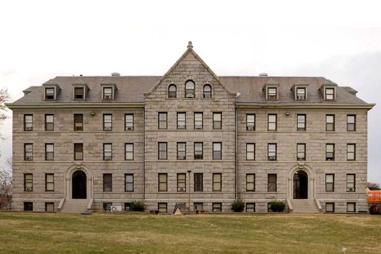 Virginia Union University Photography amp Architectural Photogrammetry
