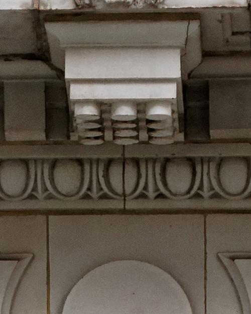 bracket detail